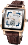 Ulysse Nardin Quadrato Dual Time 246-92cer/600 watch