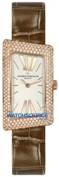 Vacheron Constantin 1972 Cambree Ladies watch, model number - 25515/000r-9254, discount price of £22,185.00 from The Watch Source