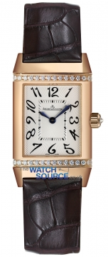 Jaeger LeCoultre Reverso Duetto Classique Ladies watch, model number - 2562402, discount price of £13,600.00 from The Watch Source