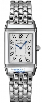 Jaeger LeCoultre Reverso Duetto Classique Ladies watch, model number - 2568102, discount price of £6,247.00 from The Watch Source