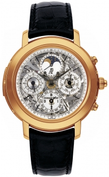 Audemars Piguet Jules Audemars Grand Complication Mens watch, model number - 25996or.oo.d002cr.01, discount price of £549,900.00 from The Watch Source