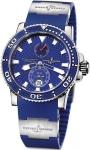 Ulysse Nardin Maxi Marine Diver Chronometer 260-32-3a watch