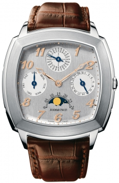 Audemars Piguet Classique Perpetual Calendar Mens watch, model number - 26051pt.oo.d092cr.01, discount price of £104,550.00 from The Watch Source