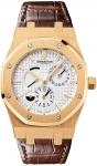 Audemars Piguet Royal Oak Dual Time Power Reserve 26120or.oo.d088cr.01 watch