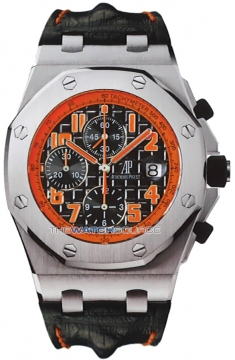 Audemars Piguet Royal Oak Offshore Chronograph 42mm Mens watch, model number - Volcano 26170st.oo.d101cr.01, discount price of £20,847.00 from The Watch Source