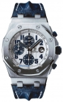Audemars Piguet Royal Oak Offshore Chronograph 42mm NAVY 26170st.oo.d305cr.01 watch