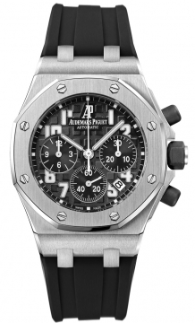 Audemars Piguet Royal Oak Offshore Chronograph 37mm Ladies watch, model number - 26283st.oo.d002ca.01, discount price of £13,170.00 from The Watch Source