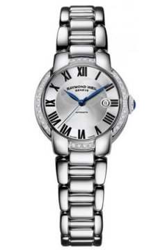 Raymond Weil Jasmine Ladies watch, model number - 2629-sts-01659, discount price of £1,960.00 from The Watch Source