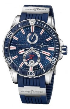 Ulysse Nardin Maxi Marine Diver 44mm Mens watch, model number - 263-10-3/93, discount price of £7,050.00 from The Watch Source
