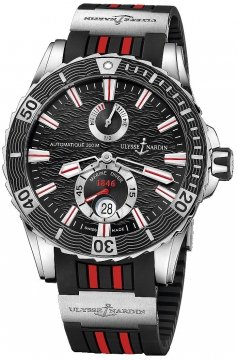 Ulysse Nardin Maxi Marine Diver 44mm 263-10-3r/92 watch