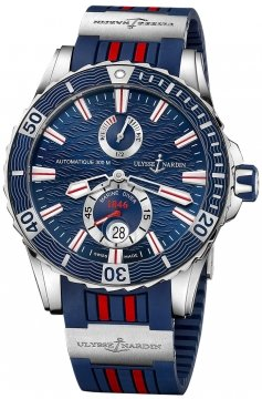 Ulysse Nardin Maxi Marine Diver 44mm 263-10-3r/93 watch