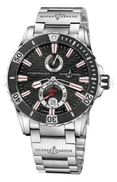 Ulysse Nardin Maxi Marine Diver 44mm Mens watch, model number - 263-10-7m/92, discount price of £5,745.00 from The Watch Source