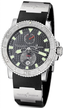 Ulysse Nardin Maxi Marine Diver Chronometer Mens watch, model number - 263-33-3/91, discount price of £4,620.00 from The Watch Source