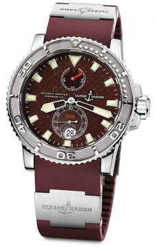 Ulysse Nardin Maxi Marine Diver Chronometer Mens watch, model number - 263-33-3/95, discount price of £4,908.00 from The Watch Source
