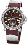 Ulysse Nardin Maxi Marine Diver Chronometer 263-33-3/95 watch