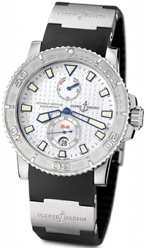 Ulysse Nardin Maxi Marine Diver Chronometer Mens watch, model number - 263-33-3, discount price of £4,331.00 from The Watch Source