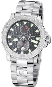 Ulysse Nardin Maxi Marine Diver Chronometer Mens watch, model number - 263-33-7/91, discount price of £5,414.00 from The Watch Source