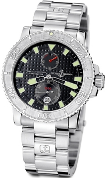 Ulysse Nardin Maxi Marine Diver Chronometer Mens watch, model number - 263-33-7/92, discount price of £5,414.00 from The Watch Source