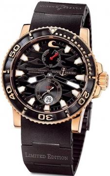Ulysse Nardin Maxi Marine Diver Black Surf 266-37LE-3B watch
