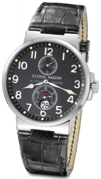 Ulysse Nardin Maxi Marine Chronometer Mens watch, model number - 263-66/62, discount price of £4,620.00 from The Watch Source