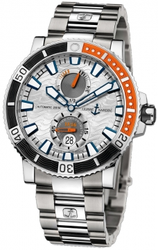 Ulysse Nardin Maxi Marine Diver Titanium Mens watch, model number - 263-90-7m/91, discount price of £6,736.00 from The Watch Source