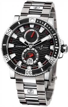 Ulysse Nardin Maxi Marine Diver Titanium 45mm 263-90-7m/72 watch