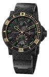 Ulysse Nardin Maxi Marine Diver Black Sea 263-92LE-3c/928-rg watch