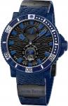 Ulysse Nardin Maxi Marine Diver Blue Sea 263-97LE-3C watch