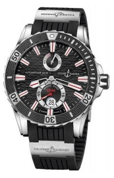 Ulysse Nardin Maxi Marine Diver 44mm Mens watch, model number - 263-10-3/92, discount price of £5,035.00 from The Watch Source