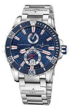 Ulysse Nardin Maxi Marine Diver 44mm Mens watch, model number - 263-10-7m/93, discount price of £6,107.00 from The Watch Source