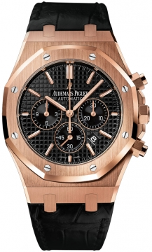 Audemars Piguet Royal Oak Chronograph 41mm Mens watch, model number - 26320or.oo.d002cr.01, discount price of £27,720.00 from The Watch Source