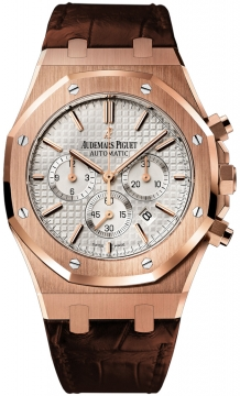 Audemars Piguet Royal Oak Chronograph 41mm Mens watch, model number - 26320or.oo.d088cr.01, discount price of £24,640.00 from The Watch Source