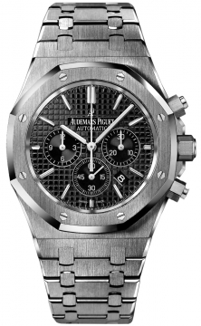 Audemars Piguet Royal Oak Chronograph 41mm Mens watch, model number - 26320st.oo.1220st.01, discount price of £18,427.00 from The Watch Source