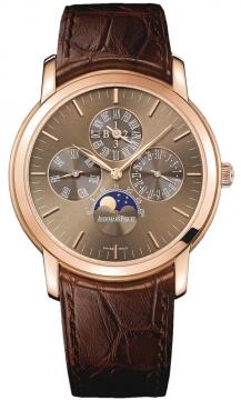 Audemars Piguet Jules Audemars Perpetual Calendar Mens watch, model number - 26390or.oo.d093cr.01, discount price of £44,748.00 from The Watch Source