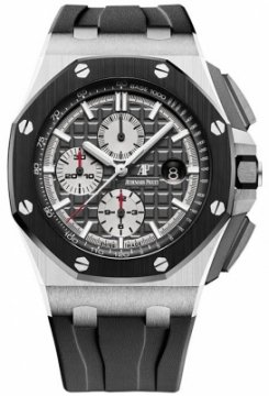 Buy this new Audemars Piguet Royal Oak Offshore Chronograph 44mm 26400io.oo.a004ca.01 mens watch for the discount price of £29,830.00. UK Retailer.