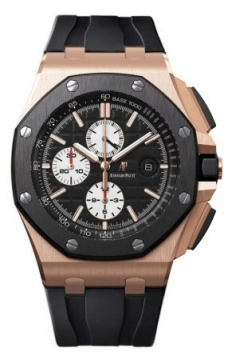 Audemars Piguet Royal Oak Offshore Chronograph 44mm Mens watch, model number - 26401ro.oo.a002ca.01, discount price of £36,807.00 from The Watch Source