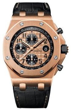 Audemars Piguet Royal Oak Offshore Chronograph 42mm Mens watch, model number - 26470or.oo.a002cr.01, discount price of £30,115.00 from The Watch Source