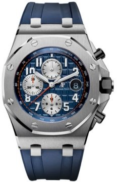 Audemars Piguet Royal Oak Offshore Chronograph 42mm Mens watch, model number - 26470st.oo.a027ca.01, discount price of £15,890.00 from The Watch Source