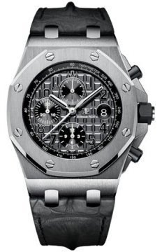 Audemars Piguet Royal Oak Offshore Chronograph 42mm Mens watch, model number - 26470st.oo.a104cr.01, discount price of £16,150.00 from The Watch Source