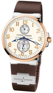 Ulysse Nardin Maxi Marine Chronometer Mens watch, model number - 265-66-3t/60, discount price of £6,545.00 from The Watch Source