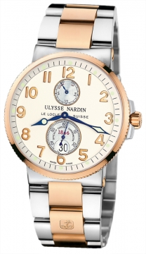 Ulysse Nardin Maxi Marine Chronometer Mens watch, model number - 265-66-8/60, discount price of £11,708.00 from The Watch Source