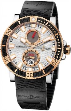 Ulysse Nardin Maxi Marine Diver Titanium 45mm 265-90-3c/91 watch