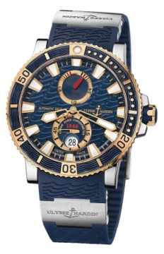 Ulysse Nardin Maxi Marine Diver Titanium Mens watch, model number - 265-90-3t/93, discount price of £7,110.00 from The Watch Source