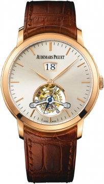 Audemars Piguet Jules Audemars Tourbillon Grande Date 41mm 26559or.oo.d088cr.01 watch