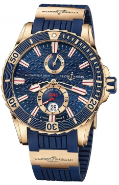 Ulysse Nardin Maxi Marine Diver 44mm 266-10-3/93 watch