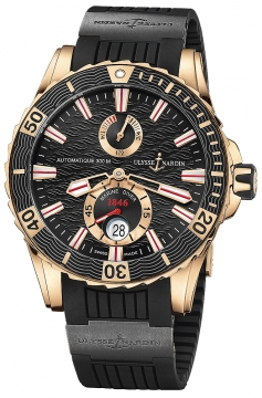 Ulysse Nardin Maxi Marine Diver 44mm 266-10-3c/92 watch
