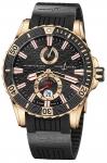 Ulysse Nardin Maxi Marine Diver 44mm 266-10-3c/92 watch
