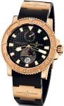 Ulysse Nardin Maxi Marine Diver Chronometer 266-33-3a/92 watch