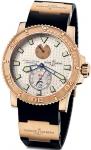 Ulysse Nardin Maxi Marine Diver Chronometer 266-33-3a/90 watch