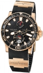 Ulysse Nardin Maxi Marine Diver Chronometer 266-33-3a/922 watch